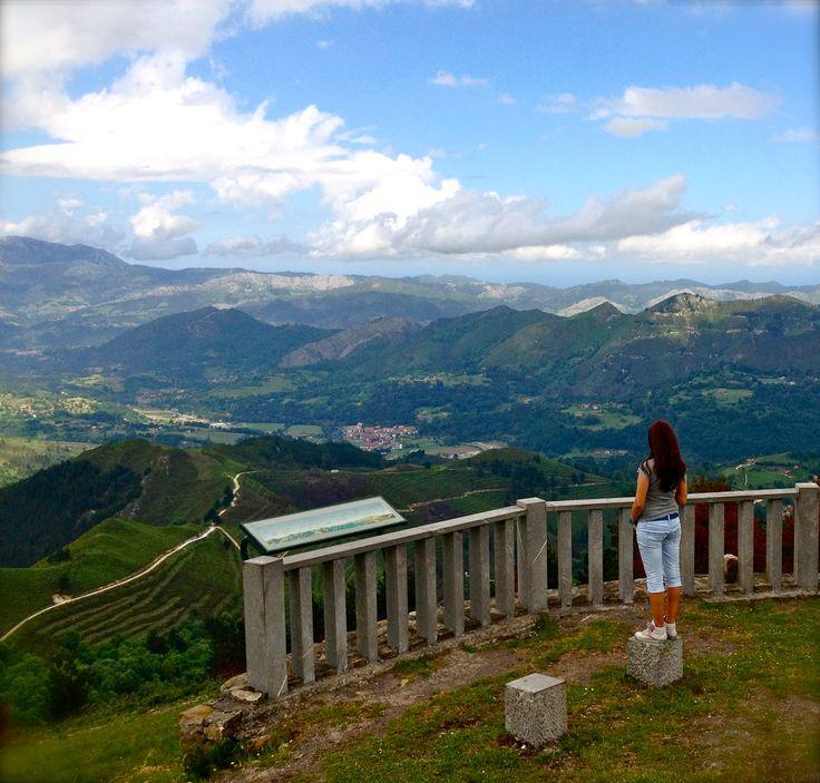 Mirador de Seguenco, Asturias, Spain