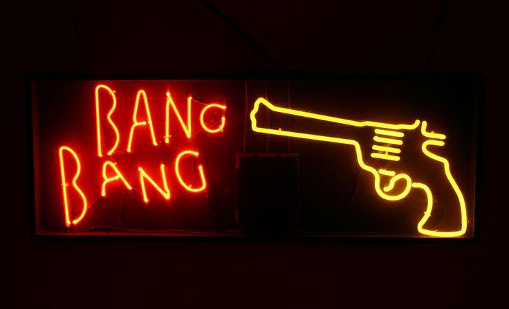 Bandit Blog: Neon Goodness #the2bandits #banditblog