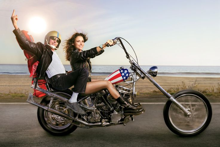 Larry David & Julia Louis-Dreyfus Are Furious (GQ)