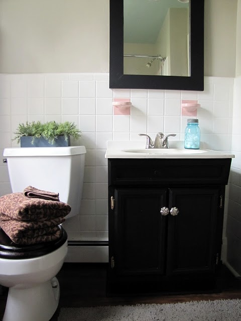 11 Best Images About Low Cost Bathroom Remodel On Pinterest Hallways Home Renovation And