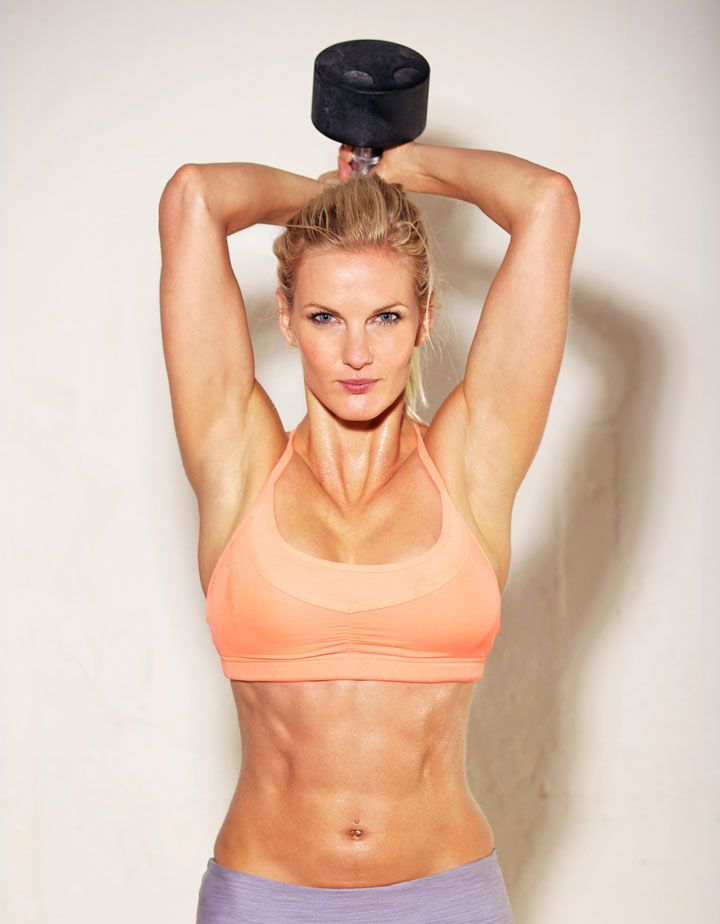 4 Exercise Moves to Get Picture-Perfect Arms
