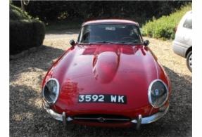 1962 Jaguar E Type £12,000