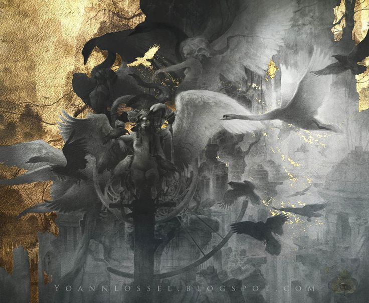 The Fall by Yoann-Lossel.deviantart.com on @deviantART