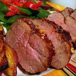 The BEST pork tenderloin recipe, hands down!