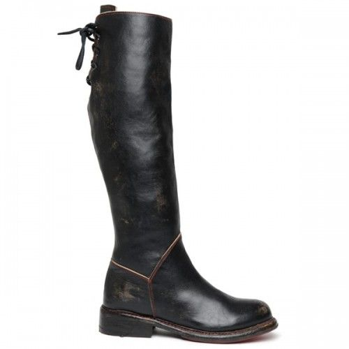 BedStu Manchester II - Detailed with classic lines and easy heel, this tall boot has lacing at the top of the shaft and an inside zipper for a great fit. For spring wear this with your flirty dresses and push the shaft down to create a simple boho look.