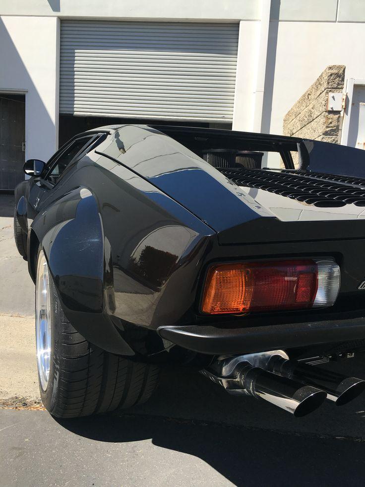 Black Cat Ford gt, New cars, Elio motors