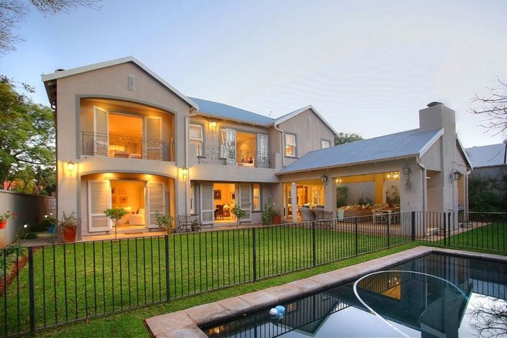 """4 bedroom house for sale in Saxonwold - """"A Class Act"""""""