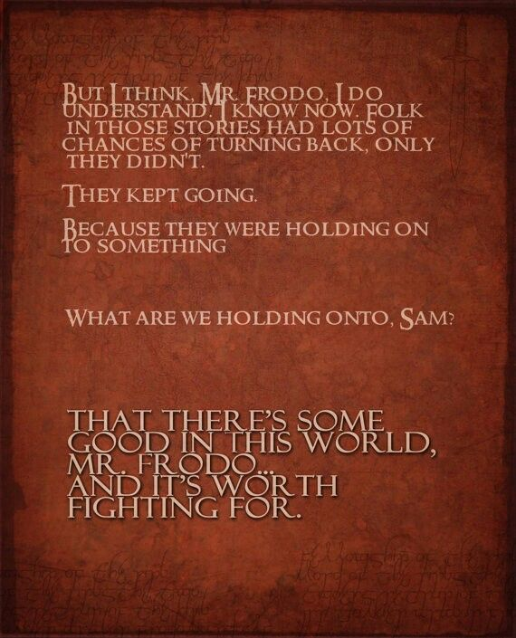 39 best images about inspirational quotes from the lotr