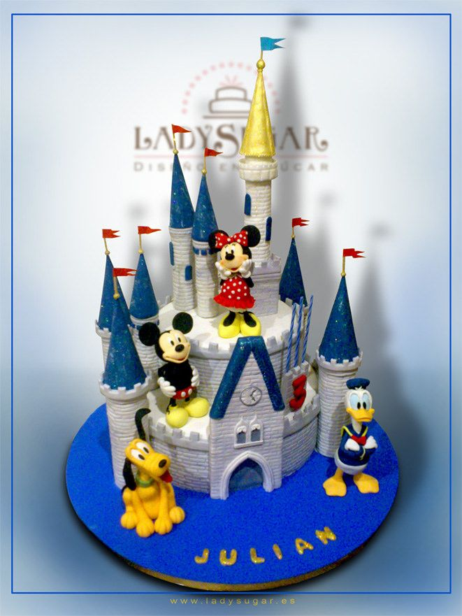 17 Best ideas about Disney Castle Cake on Pinterest ...