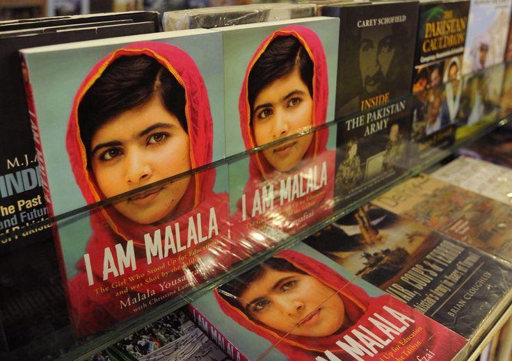 El libro de Malala