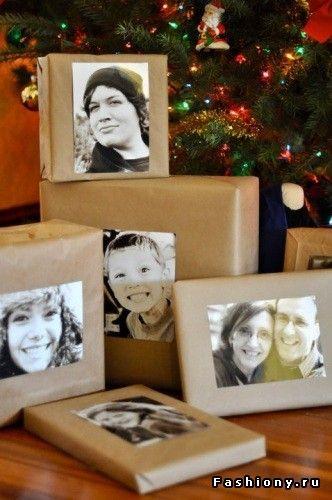 Оригинальная подарочная упаковка / оригинальный подарок любимому на новый год своими руками