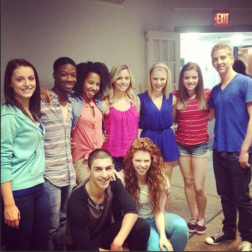 TNS cast