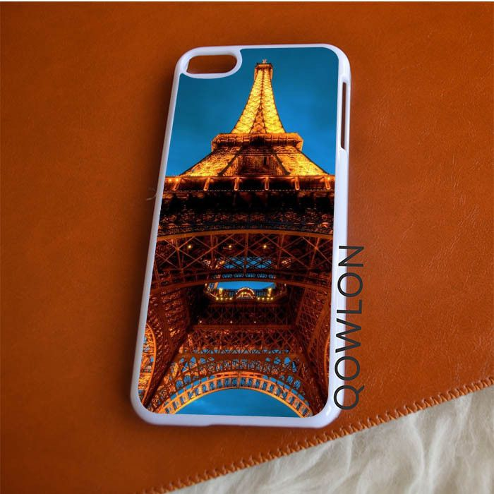 Paris Eiffel Tower Lights iPod Touch 6 | 6TH GEN Case
