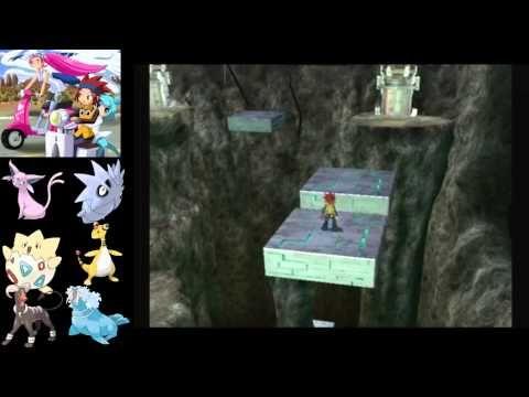 Pokemon XD: Ep 17.1 - Shadow Pokemon Land