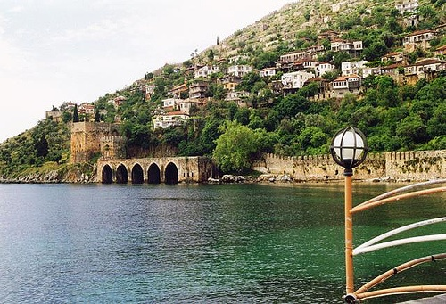 Alanya, Turkey and going back again in September!! Hooray!  Absolutely beautiful place!