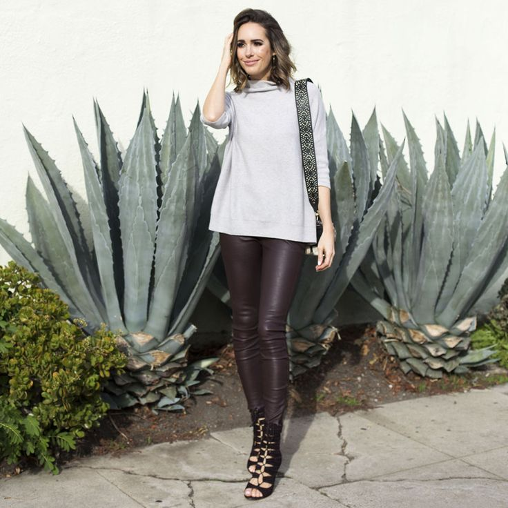 Front Roe by Louise Roe   Casual Friday Outfit Ideas