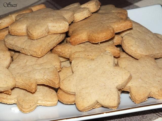 Škoricové pečivo (Cinnamon cookies)
