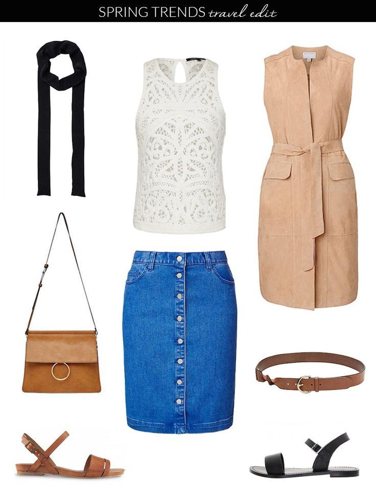 Spring Fashion Trends for Travel   ESCAPE BUTTON