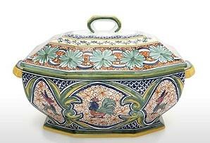 Mediterranean style bowl from Casafina