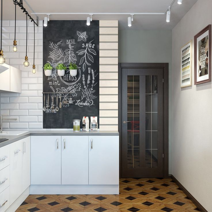 Фотография: в стиле , Кухня и столовая, Скандинавский, Проект недели, барная…