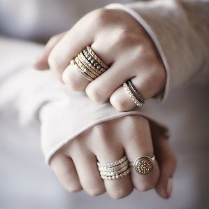 Each ring of our Symbolic Ring Collection has its own symbolism, based on stories and traditions from all around the world.