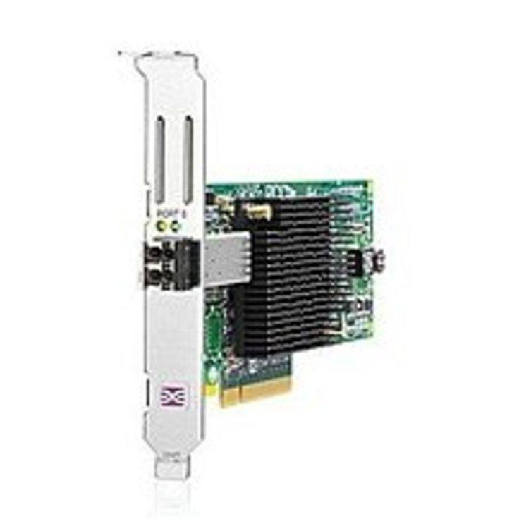 NOB HP AJ762B 81E 1-Port 8 GB Fibre Channel Host Bus Adapter - PCI Express 2.0 x4, PCI Express x8