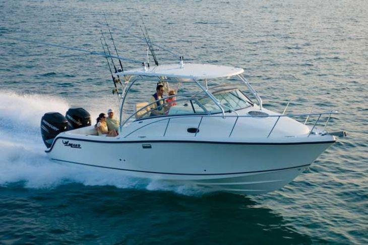 New Boats › Mako Boats › Express Fisherman Boat › 284 Express