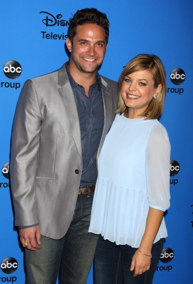 "Kirsten Storms: Pregnant! Married to Brandon Barash! aka ""maxie and ex johnny"" on general hospital"