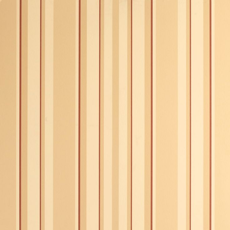 Laura Ashley Eaton Stripe Copper Wallpaper Patterns