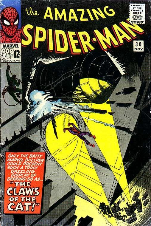 The Amazing Spider-Man (Vol. 1) 030 (1965/11)