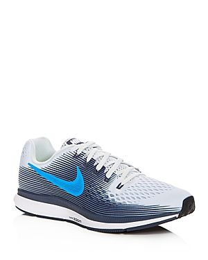 Nike Men's Air Zoom Pegasus 34 Lace Up Sneakers