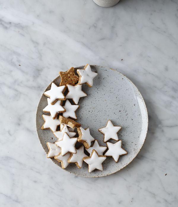 Christmas | Xmas | Jul | Noël. Stars. Cookies.