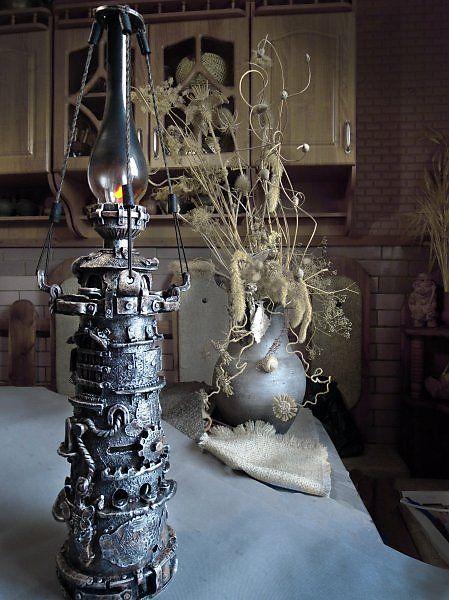 Маяк - Скульптура и лепка - Лепные скульптуры