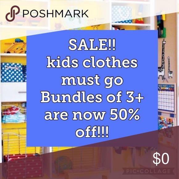 25 best ideas about kids clothes sale on pinterest girls clothes sale garage sale pricing. Black Bedroom Furniture Sets. Home Design Ideas