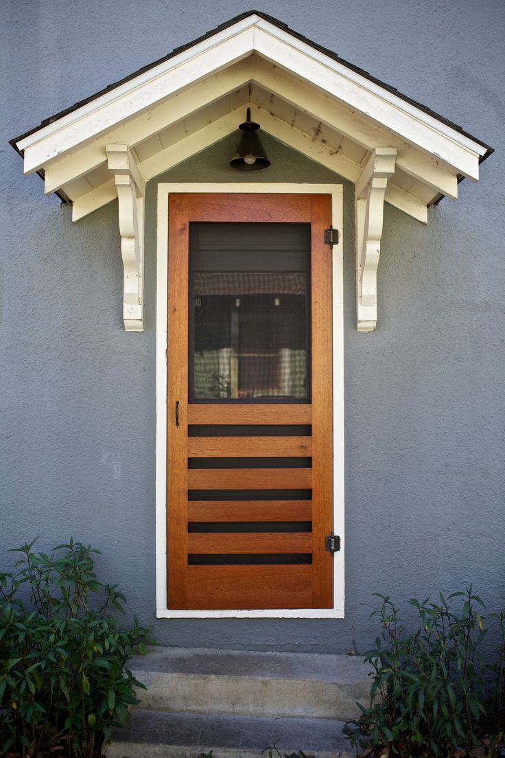 Front Doors With Screens