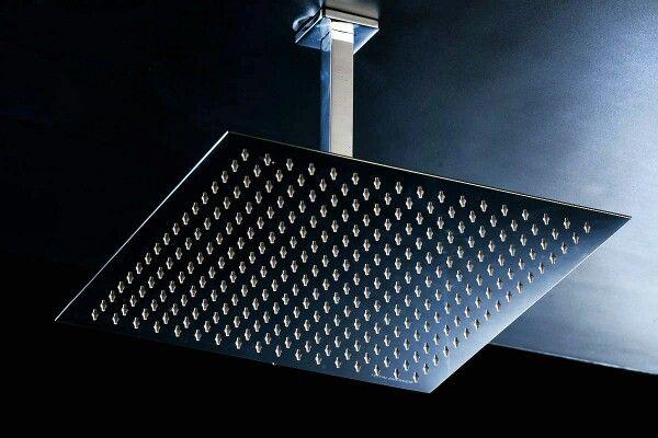 """""""Regadera Total Shower"""" #pisos #baños #griferia #regaderas #tinas #recubrimientos #arquitectura #diseño #design #architecture #espacios #hogar #home #wood #likewood"""