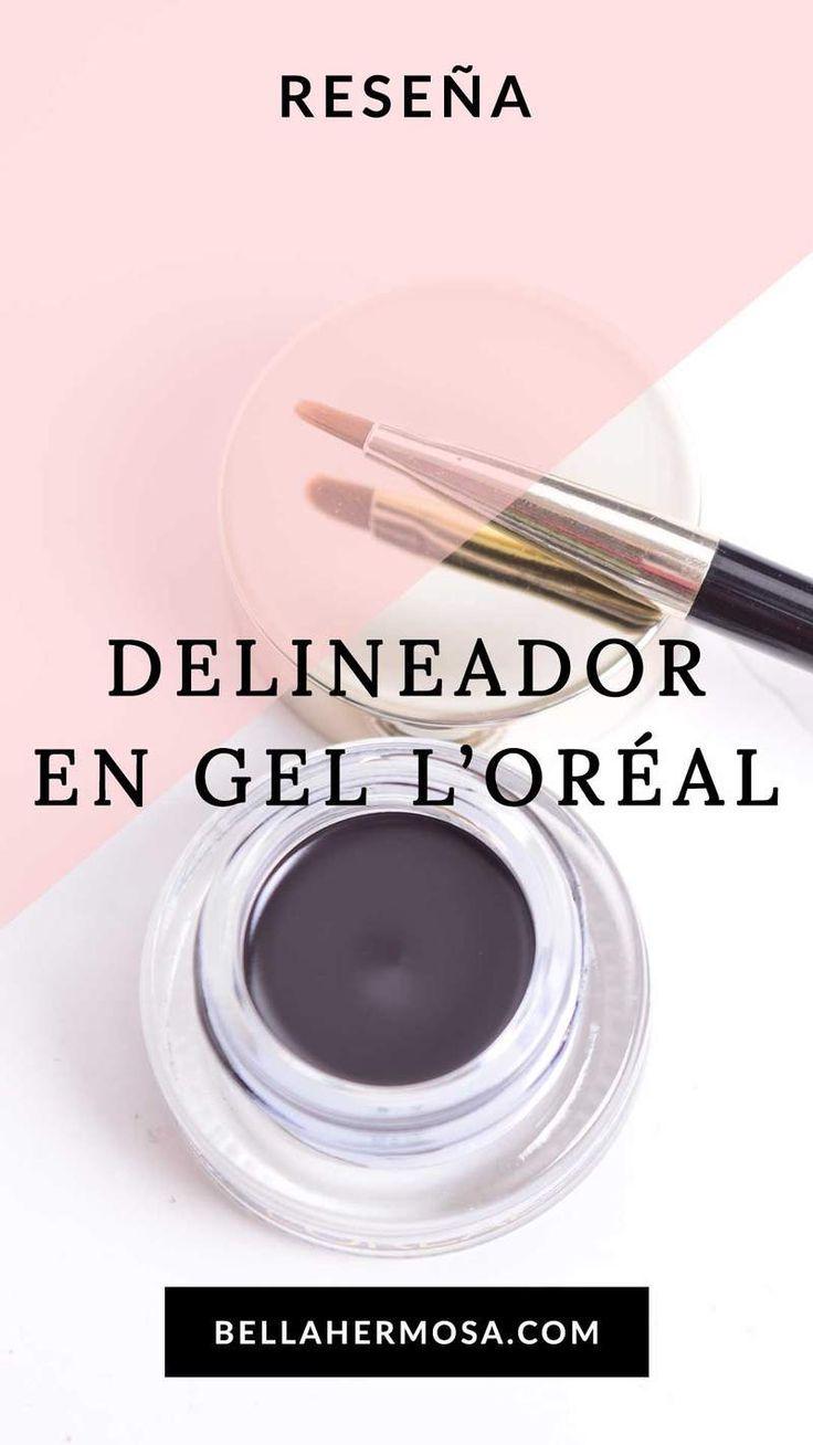 Reseña del Delineador de L'OREAL Super Liner Gel Intenza - http://makeupaccesory.com/resen%cc%83a-del-delineador-de-loreal-super-liner-gel-intenza/