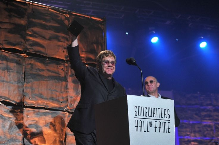 Elton John And Bernie Taupin | GRAMMY.com: Photo