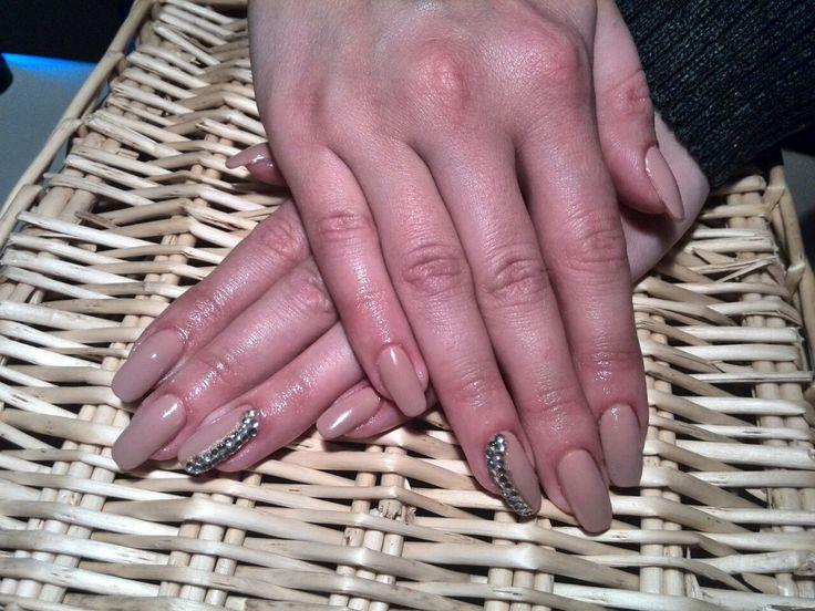 solid nails #nails