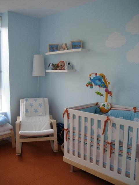 Caribbean Mist Benjamin Moore Baby Boy Rooms Baby Boy
