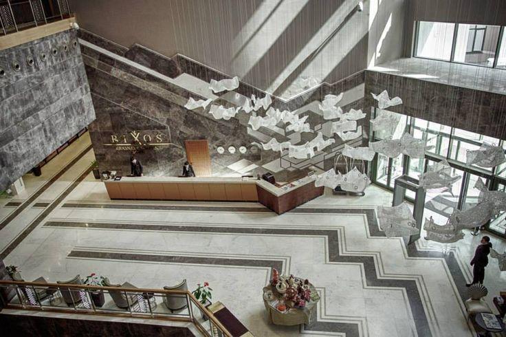 Lobby from 4th floor