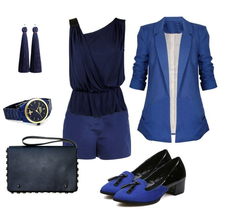 картинки синей одежды без людей