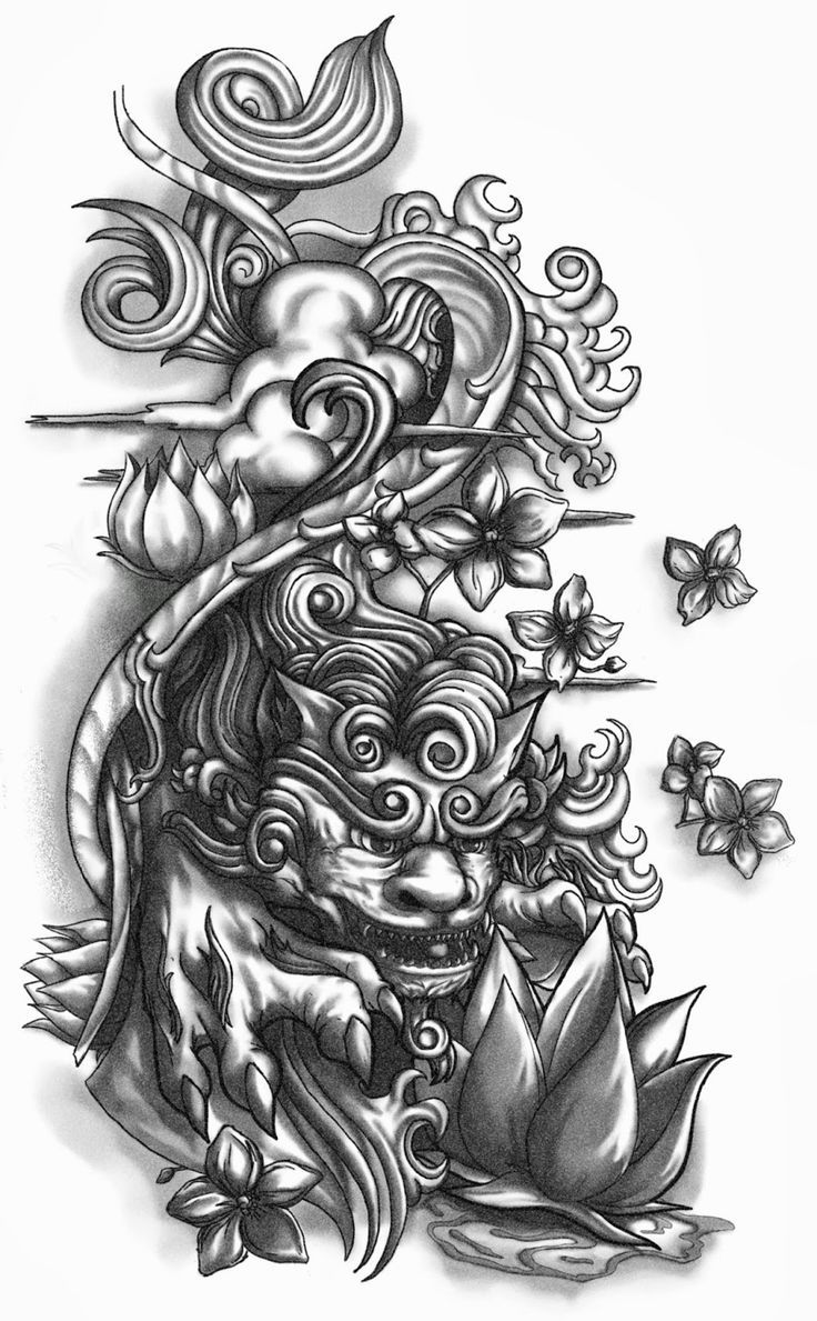20 best lily half sleeve tattoo drawings for women images for Half sleeve tattoo sketches
