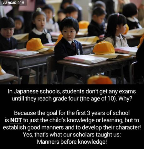 The reason why Japanese people are so disciplined.!! WHY THE F*** CANT THE WORLD LEARN SOMETHING FROM THESE PPL!?!