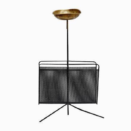Aschenbecher Zeitschriftenständer von Mathieu Matégot, 1950er Jetzt bestellen unter: https://moebel.ladendirekt.de/dekoration/accessoires/?uid=e11736f2-5bbc-503c-9ade-4137b7649287&utm_source=pinterest&utm_medium=pin&utm_campaign=boards #accessoires #dekoration