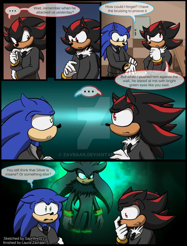 Heroes come back Chapter 2 Page 5 by FinikArt on