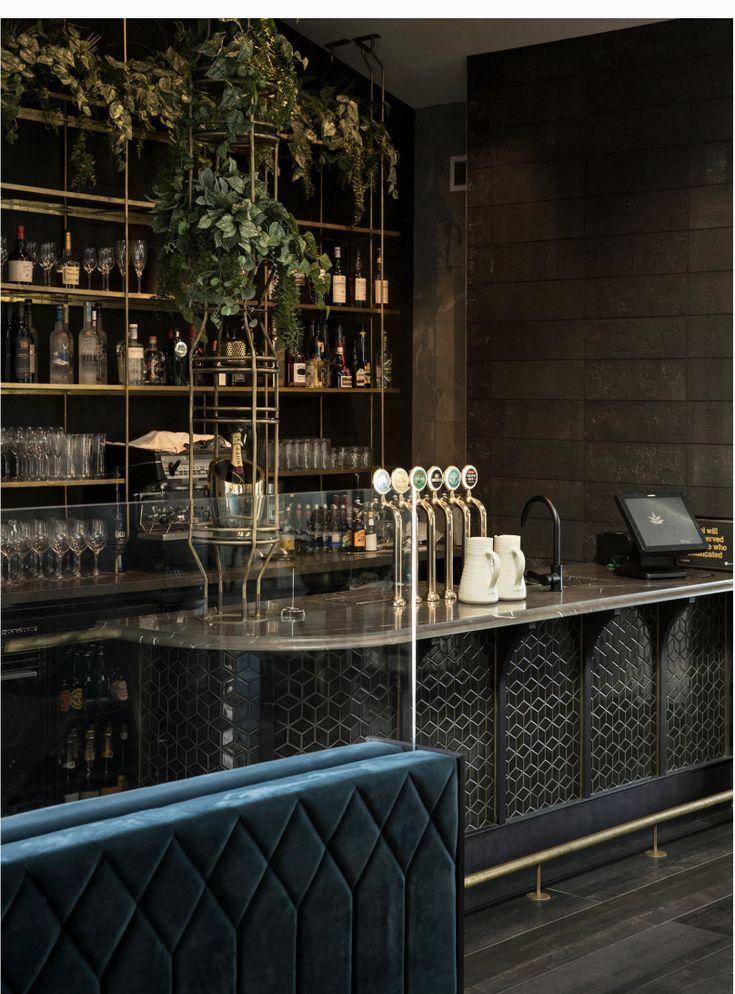 Respaldo Asiento Bar With Images Bar Design Restaurant Luxury