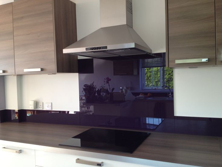 aubergine kitchen tiles 17 best images about glass splashbacks on 1386