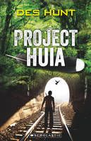2014 Junior Fiction finalist: As children, Logan's grandfather and his sister Mavis spotted a beautiful and unusual bird in the kowhai tree outside their house: it was a huia, which was believed to be extinct. Now, more than 60 years later, 11-year-old Logan has returned to the Manawatu with Grandpop and a scientist to try to solve the mystery of what happened to the huia all those years ago. Can the group rely on Grandpop's version of events, and find the huia's final resting place?