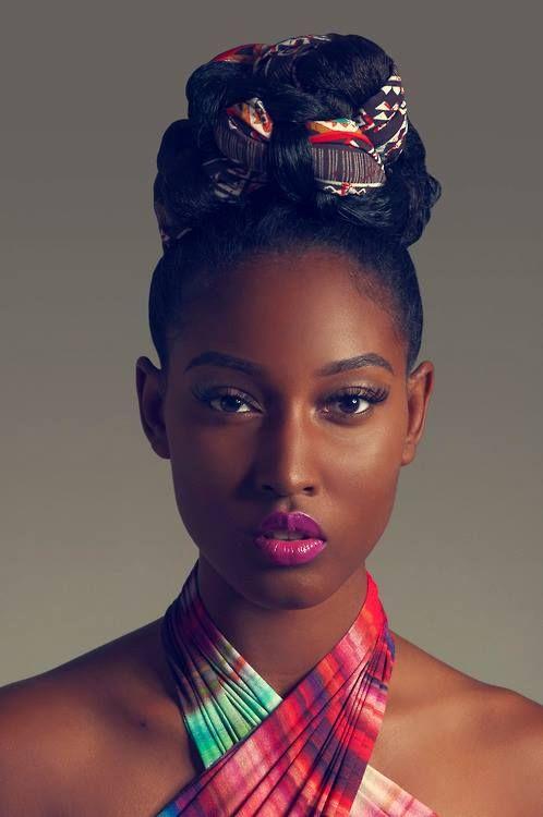 Ghana beauty